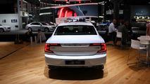 2018 Volvo S90 at 2017 New York Auto Show