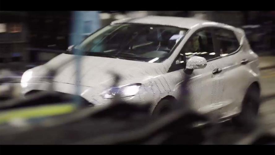 Yeni Ford Fiesta ST 24 Şubat'ta tanıtılacak