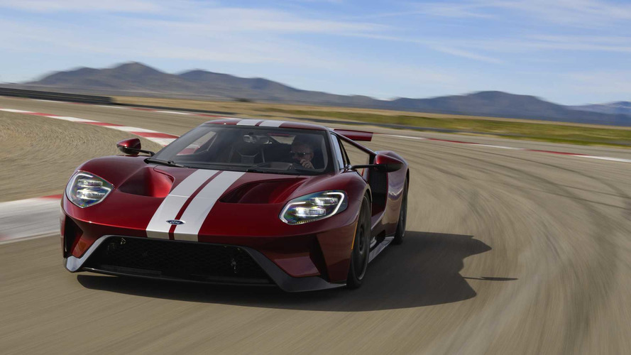 Ford GT Deliveries Delayed Over Supplier Issues