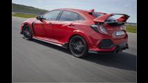 Neuer Honda Civic Type R im Test