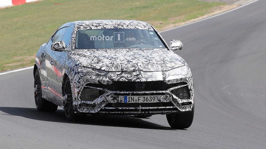 Lamborghini Urus será oficialmente revelado no dia 4 de dezembro