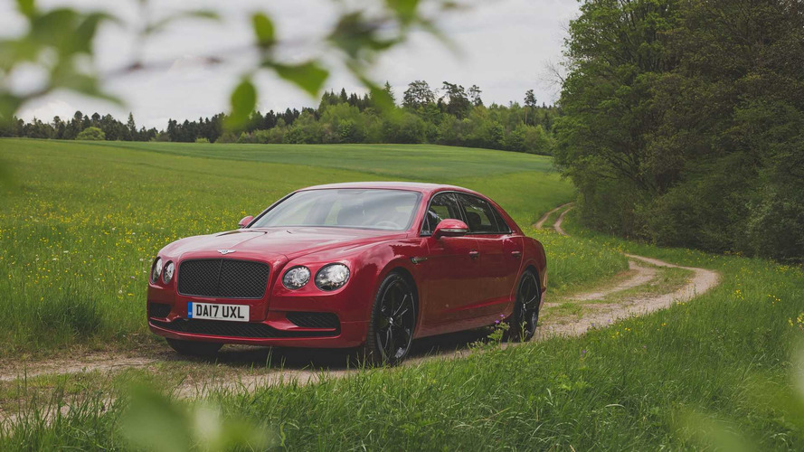 Essai Bentley Flying Spur W12 S - La belle et la bête