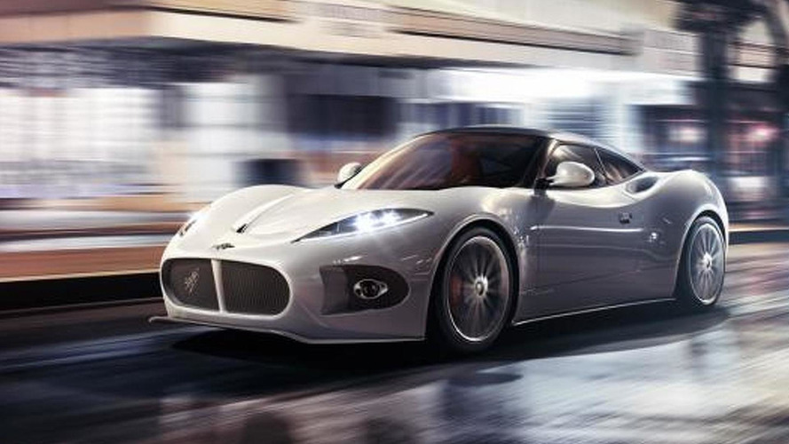 Spyker reaffirms B6 Venator production plans