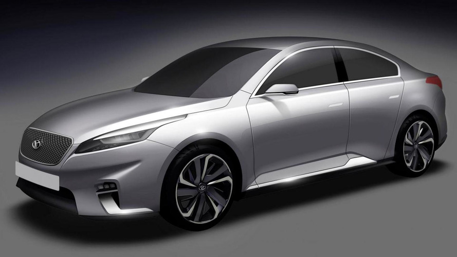 Kia announces 'Horki' brand for China with new concept at Auto Shanghai