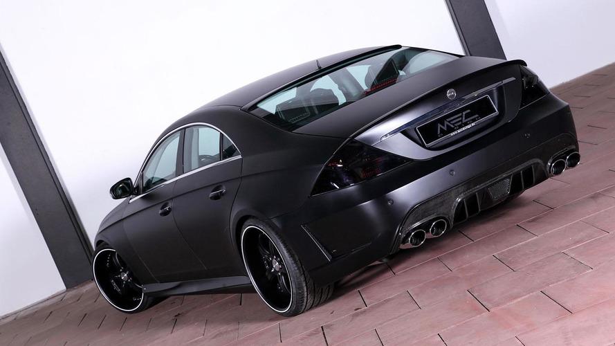 Mercedes CLS by MEC Design