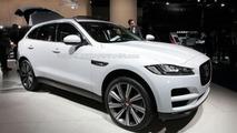 Jaguar at 2015 IAA