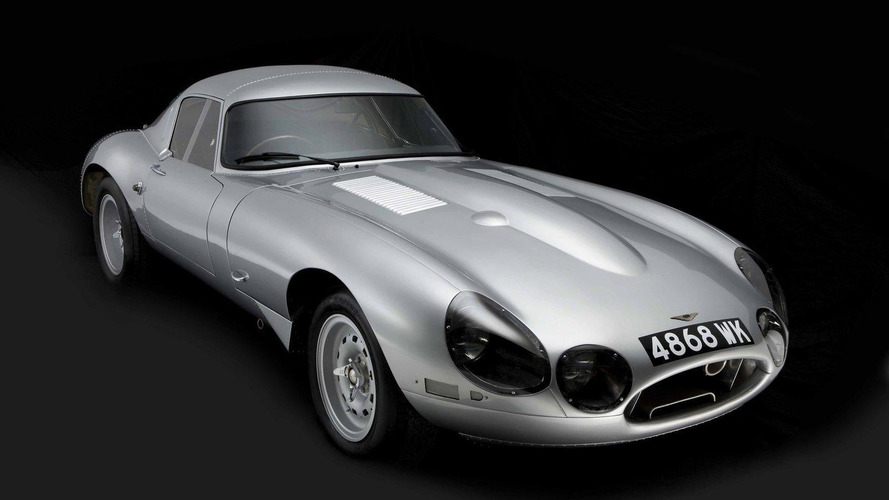 One-of-a-kind Lindner Nocker Jaguar E-type restored