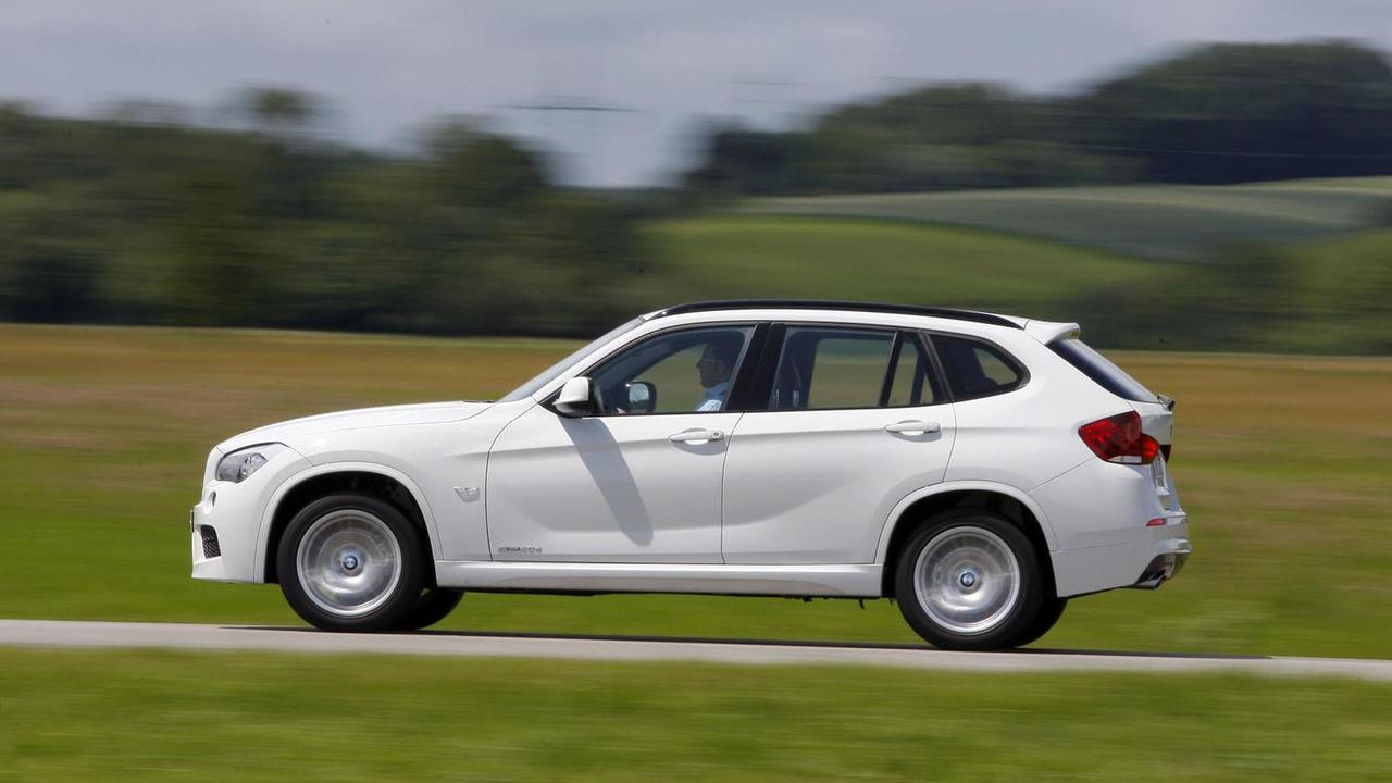 BMW X1 sDrive20d EfficientDynamics Edition - 28.6.2011