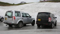 2014 Land Rover Discovery facelift spy photo 11.07.2013