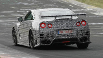 2014 / 2015 Nissan GT-R Nismo spy photo 04.9.2013