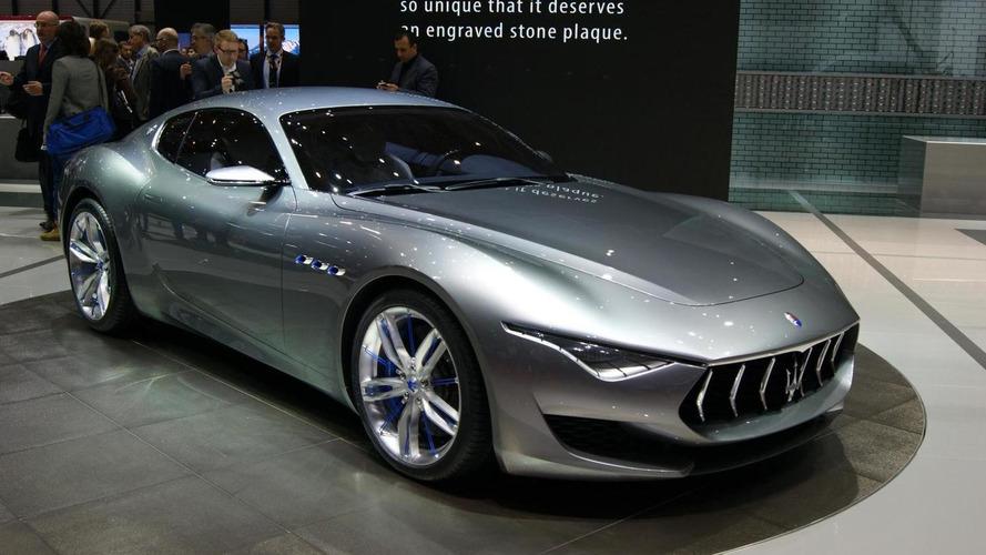 2019'da gelecek Maserati elektrikli aracı Tesla'ya benzemeyecek
