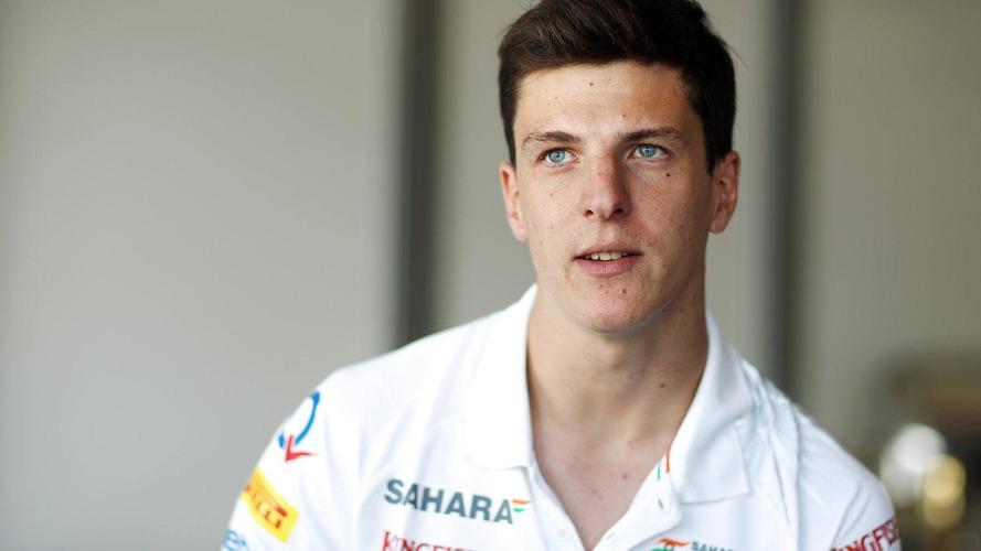 Calado on track for Force India future