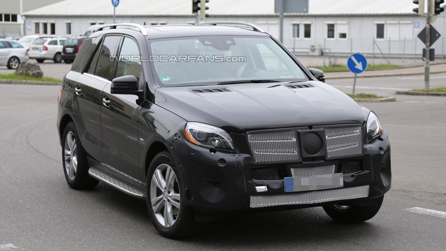 Mercedes-Benz M-Class plug-in hybrid will do 50 mpg - report