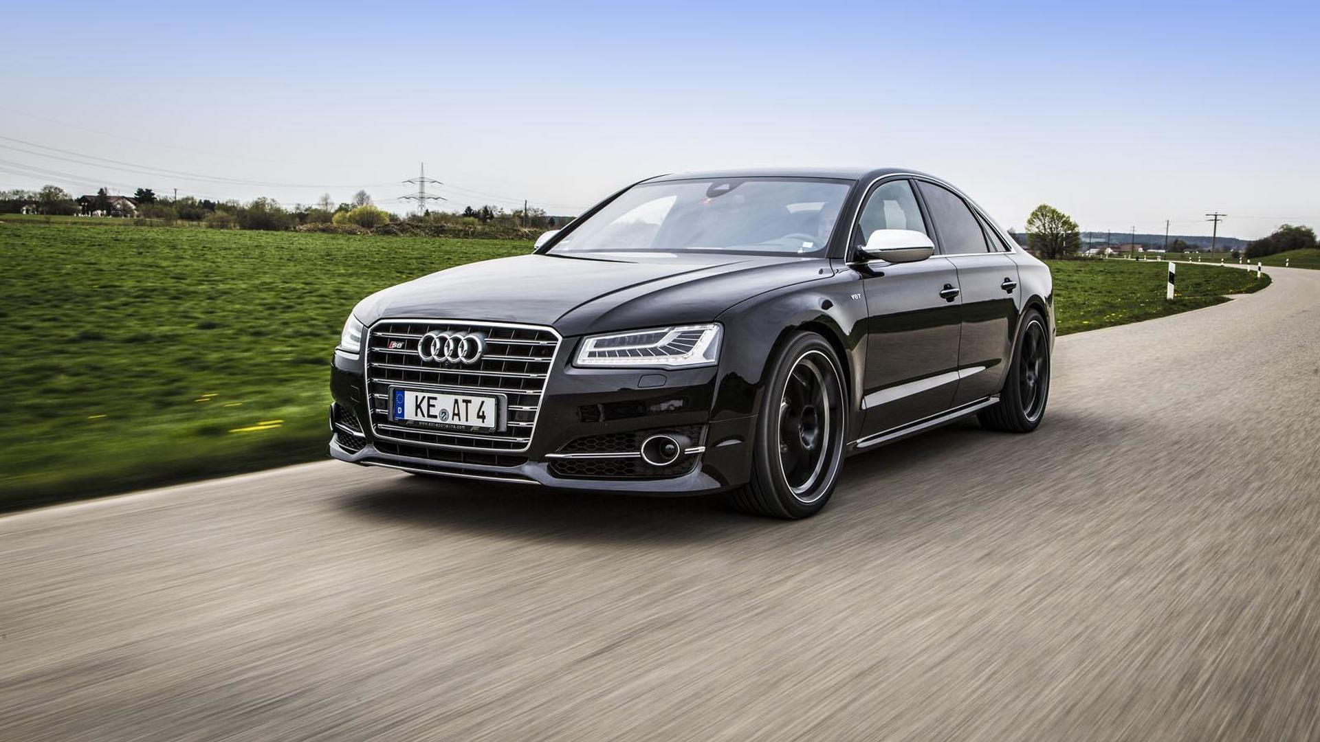 Немецкий тюнинг Audi S8 от ABT Sportsline