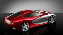 Ferrari Chiaroscuro posterior