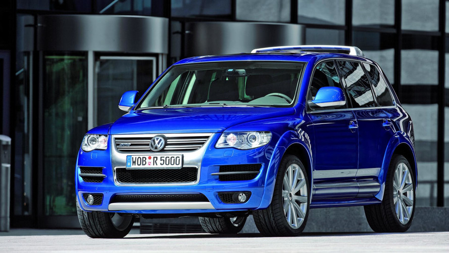 VW Touareg Throughout The Years Mega Gallery (200+ Images)