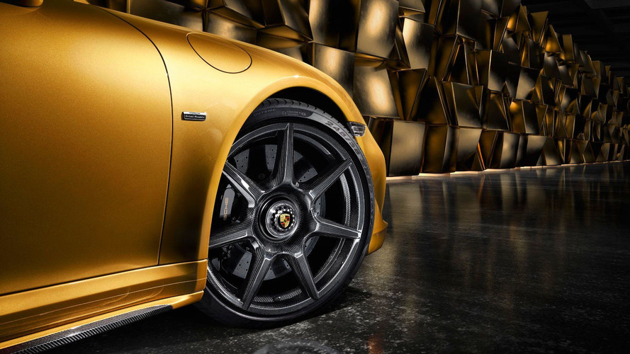Llantas de fibra de carbono de Porsche... que cuestan como un coche nuevo