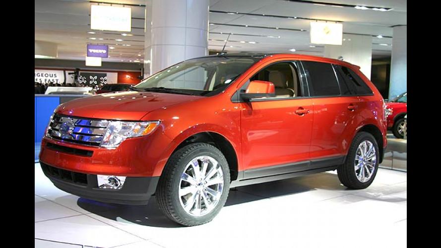Ford in Detroit: Zwei neue Serienmodelle und zwei Studien