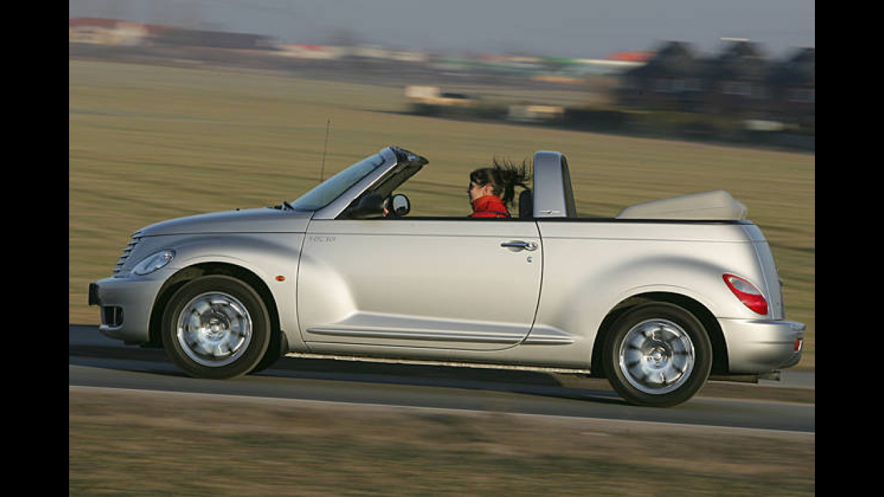 Chrysler PT Cruiser Cabrio 2.4 Touring
