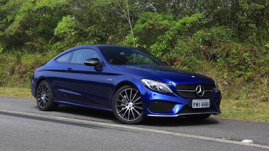 Vídeo Teste Mercedes-Benz C43 AMG - Quem precisa de V8?