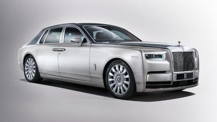Rolls-Royce Phantom (2018)  - Quand opulence rime avec silence