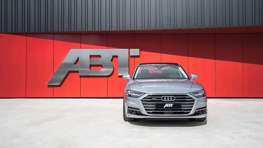 Audi A8 By ABT By Sportsline