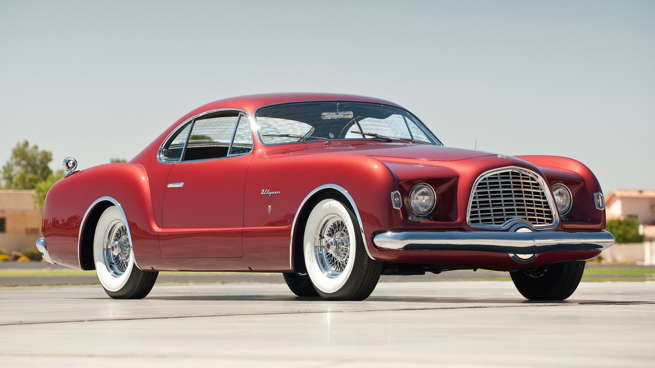 1952 Chrysler D'Elegance konsepti