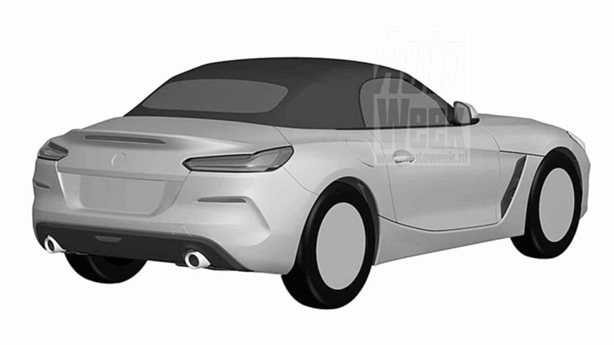 Next-Gen BMW Z4 Design Registration