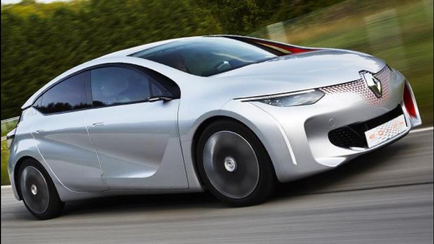 Renault Eolab, la francese che fa 100 km con 1 litro