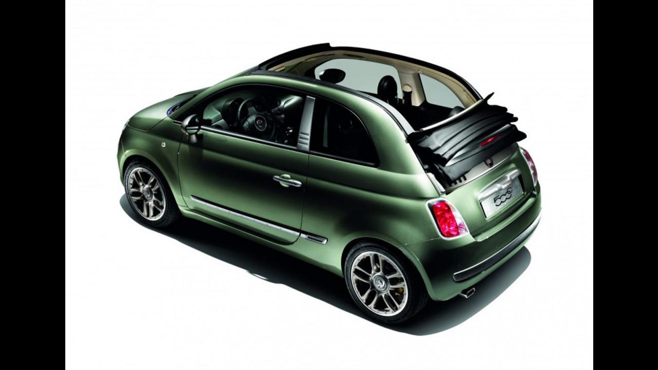 Fiat 500C by DIESEL
