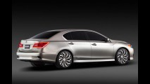 Salão de Nova York: Acura RLX Concept é revelado