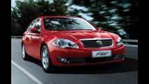 IPI: Chinesa Brilliance adia chegada ao Brasil e deve estrear apenas em 2013