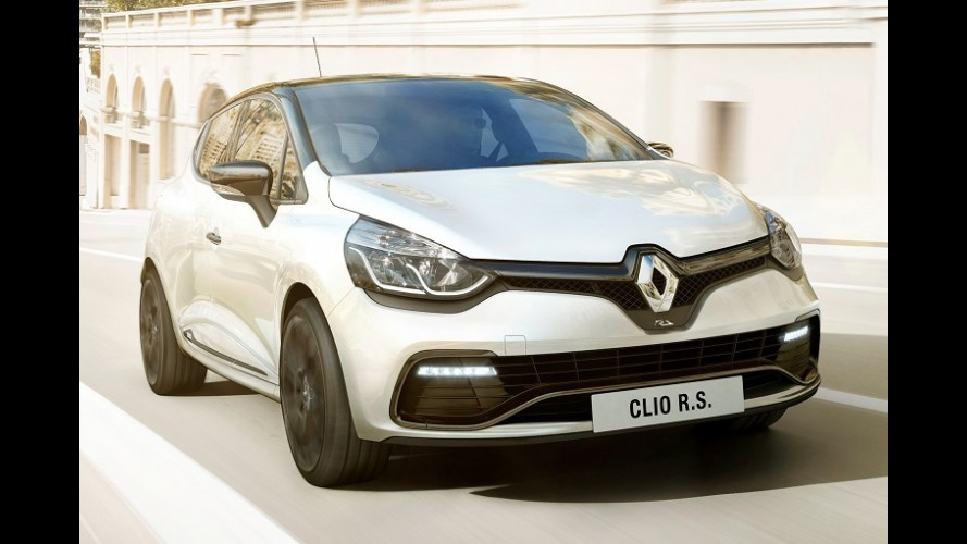 Você pagaria? Renault Clio RS Monaco GP custa o equivalente a R$ 90 mil