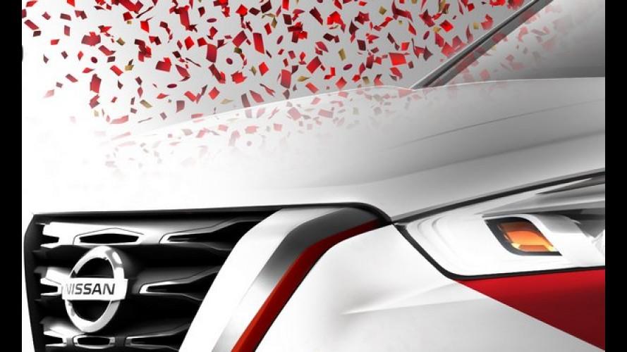 Nissan divulga teaser do Kicks e insinua aparição no carnaval