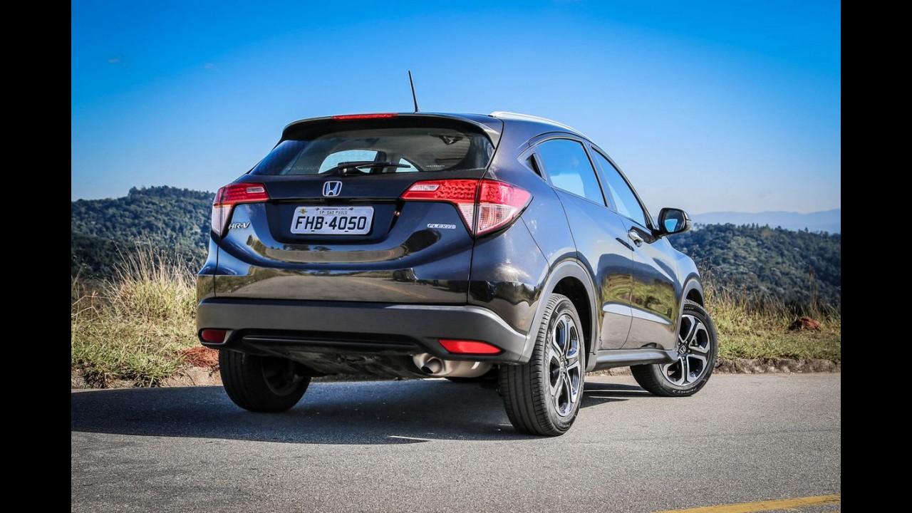 """Honda descarta HR-V esportivo: """"Nem daqui a um milhão de anos"""""""