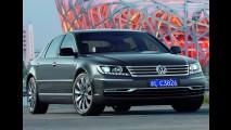 Volkswagen confirma que nova geração do sedã Phaeton está em desenvolvimento