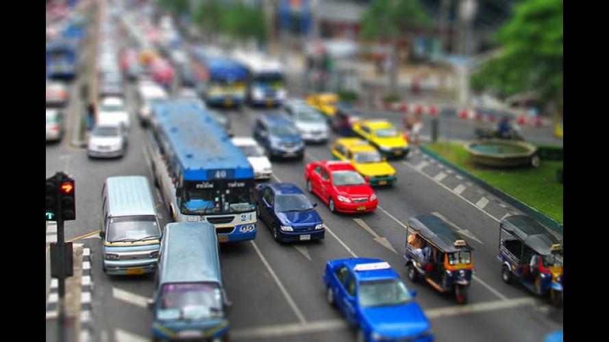 Caos no trânsito: número de automóveis no Brasil praticamente dobrou em 10 anos; Manaus é a líder em crescimento