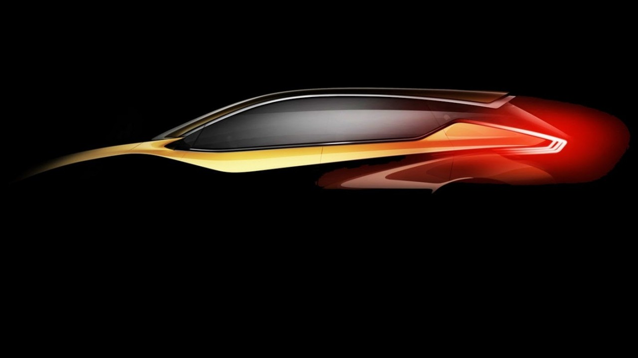 Nissan antecipará nova geração do Murano com conceito Resonance no Salão de Detroit