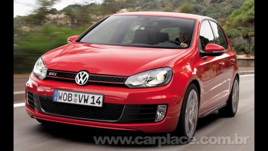 VW apresenta oficialmente o Novo Golf GTI na Europa - Motor tem 210cv
