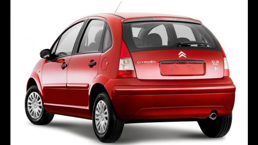 Recall: Citroën convoca proprietários de C3 2009 e 2010 para inspeção nos freios traseiros