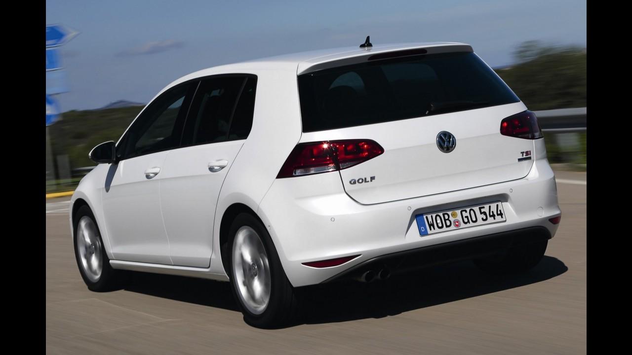 Volkswagen confirma motor 1.0 de três cilindros para o Golf