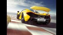 Salão de Genebra: Supercarro P1 com motor de 916 cv é destaque da McLaren