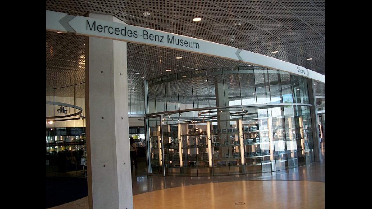 CARPLACE na Alemanha: Conheça o Museu da Mercedes-Benz