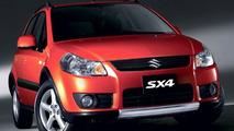 New Suzuki SX4