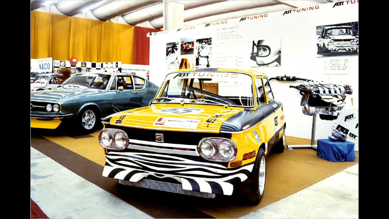 1964: Tuningabteilung wird gegründet