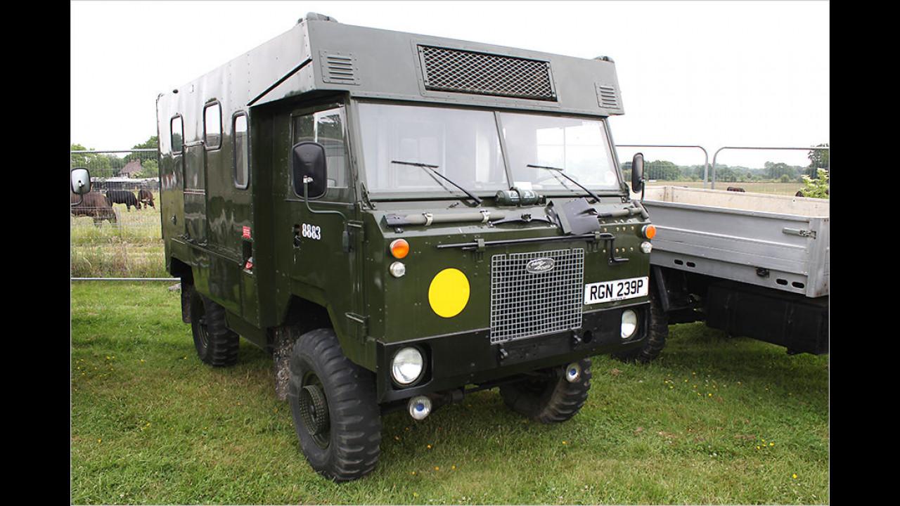 Forward Control Ambulance Prototype (1975)