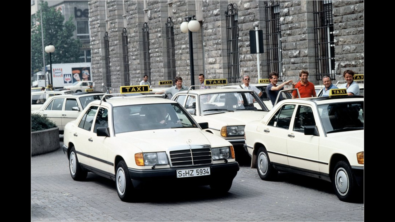 Mercedes 200 D (1985)