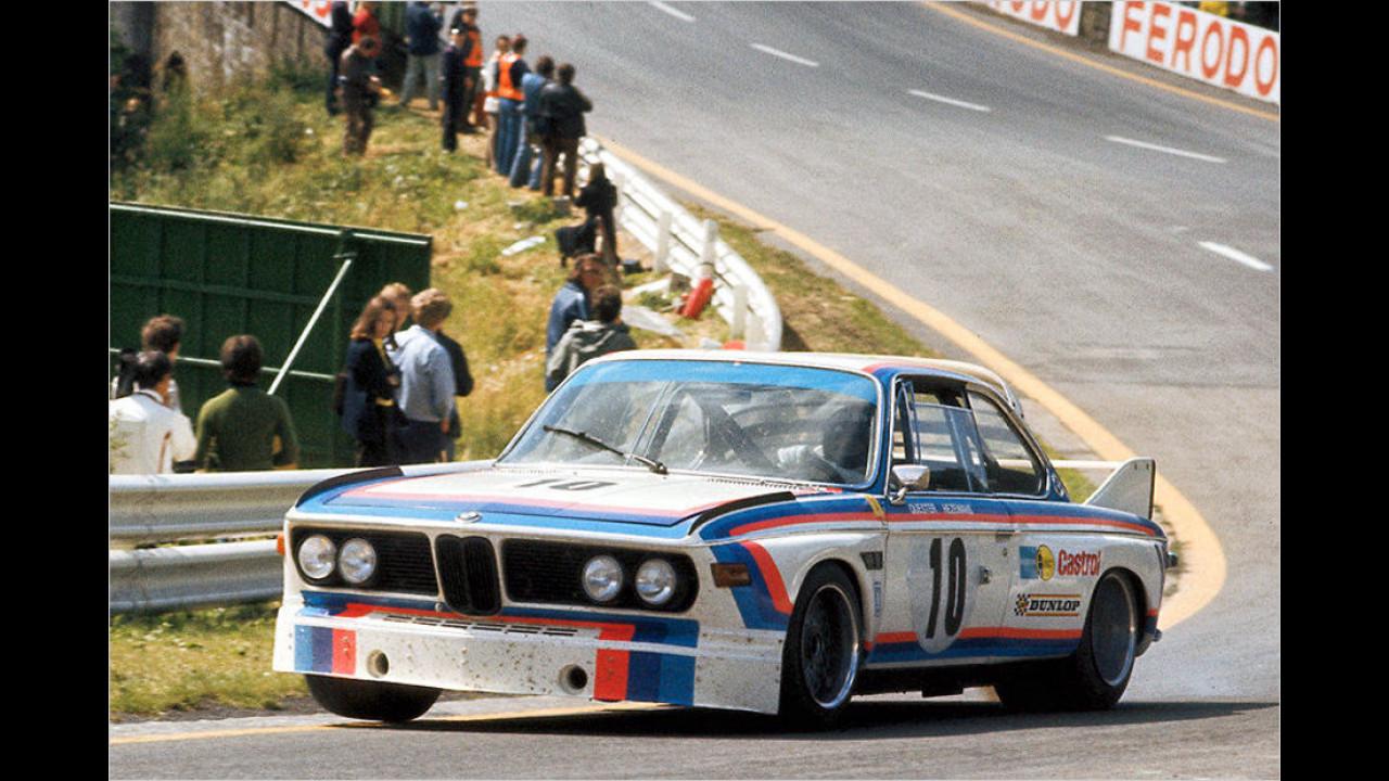 BMW 3.0 CSL Rennwagen
