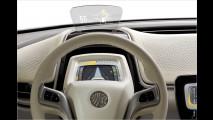 Head-up-Display für Kleinwagen