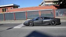 Ferrari Enzo successor spy photo - low res - 07.6.2012